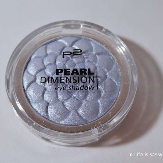 p2 pearl dimension eye shadow, Farbe: 010 lilac dimension
