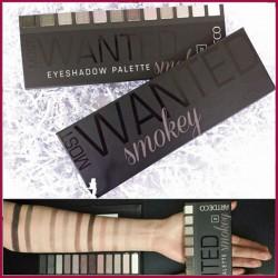 Produktbild zu ARTDECO Most Wanted Eyeshadow Palette – Farbe: 2 Smokey (LE)