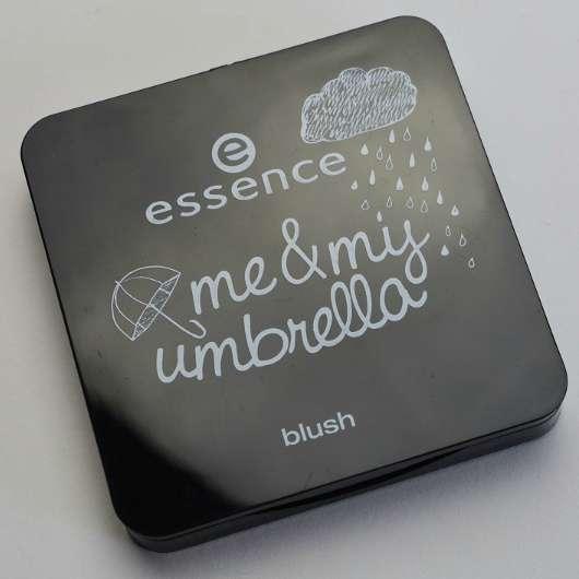 essence me & my umbrella blush, Farbe: 01 you can stand under my umbrella (LE)