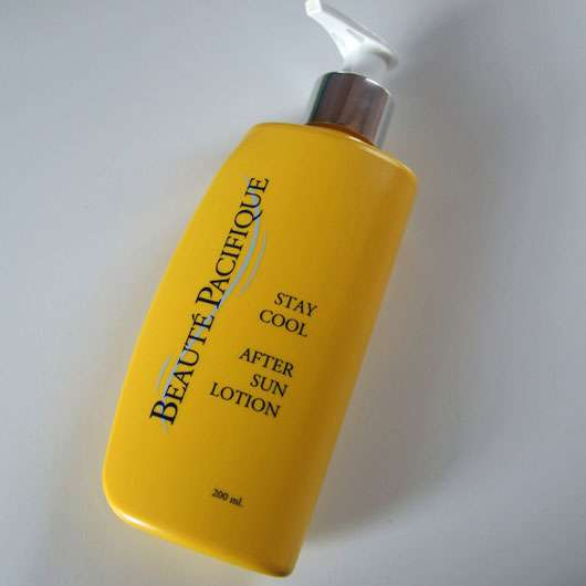 Beauté Pacifique STAY Cool After Sun Lotion