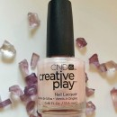 CND CREATIVE PLAY Nail Lacquer, Farbe: Tutu Be Or Not To Be