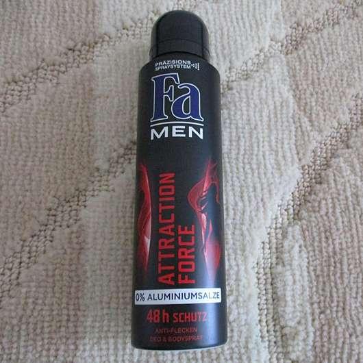 Fa Men Attraction Force Deodorant