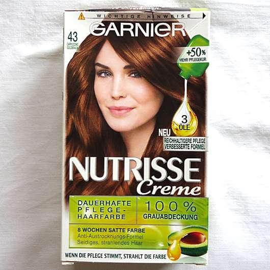 Caramel haarfarbe garnier