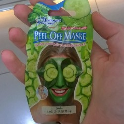 Produktbild zu Montagne Jeunesse Peel Off Maske Gurkensaft