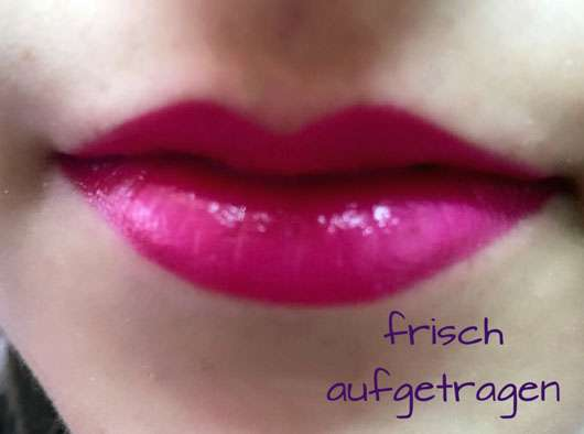 M·A·C Lipstick, Farbe: Girl About Town (Amplified Creme Finish)