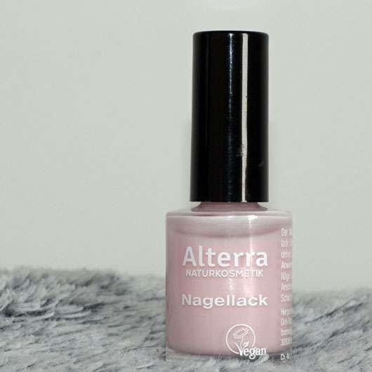 Alterra Naturkosmetik Nagellack, Farbe: 010 Rose Blossom