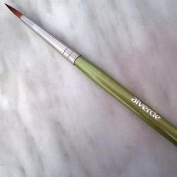 Produktbild zu alverde Naturkosmetik Gel Eyeliner Pinsel