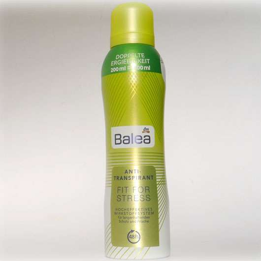 Balea Anti-Transpirant Spray Fit For Stress