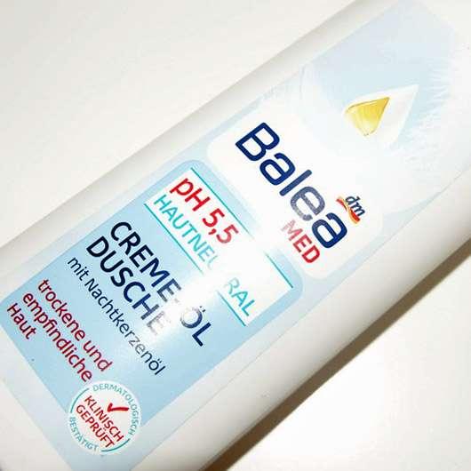 Balea Med pH Hautneutral Creme-Öl Dusche