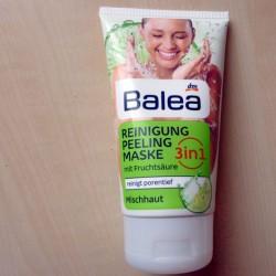 Produktbild zu Balea 3in1 Reinigung Peeling Maske