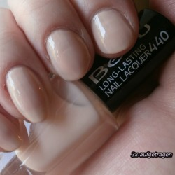 Produktbild zu BeYu Long-Lasting Nail Lacquer – Farbe: 440 Pastel Dream