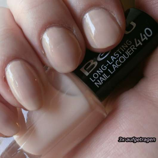BeYu Long-Lasting Nail Lacquer, Farbe: 440 Pastel Dream