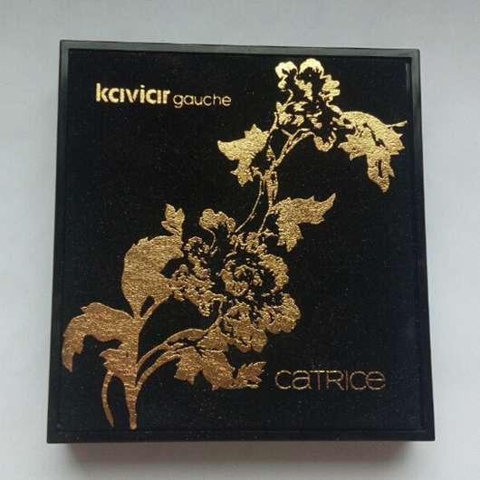 Catrice Kaviar Gauche Eye Shadow Palette, Farbe: C01 Iris Sauvage (LE)