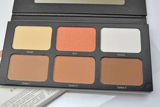 ARTDECO Most Wanted Contouring Palette, Farbe: 2 Warm (LE)2