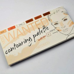 Produktbild zu ARTDECO Most Wanted Contouring Palette – Farbe: 2 Warm (LE)