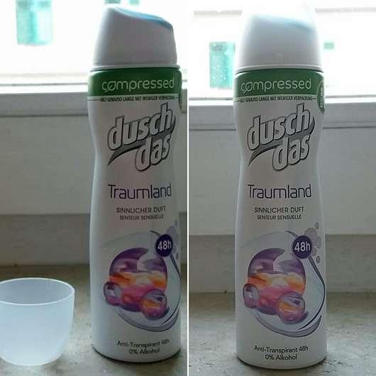 <strong>duschdas</strong> Traumland compressed Anti-Transpirant Spray