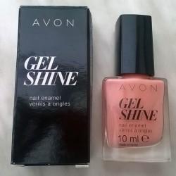 Produktbild zu AVON Gel Shine Nagellack – Farbe: Dazzle Pink