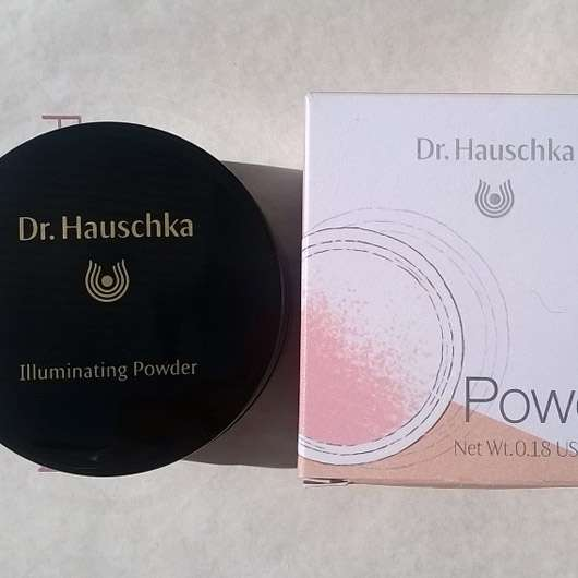 Dr. Hauschka Illuminating Powder (LE)