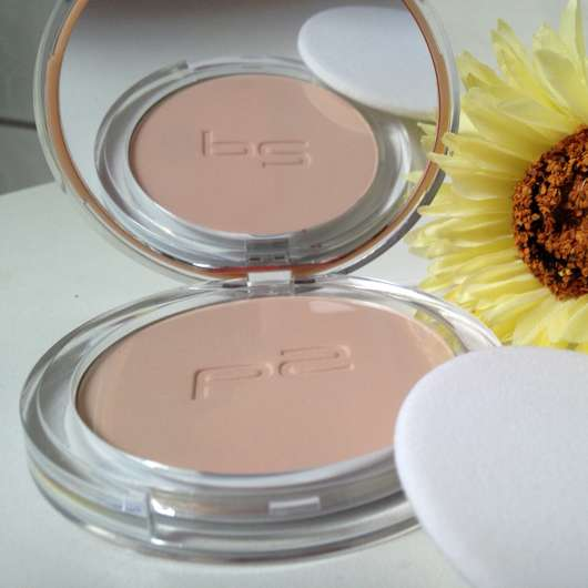 p2 nude blend compact powder, Farbe: 020 ivory