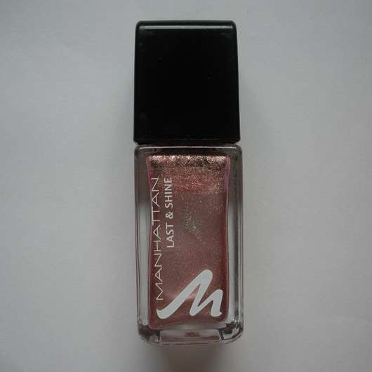 Manhattan Last & Shine Nail Polish, Farbe: 470 On The Dancefloor