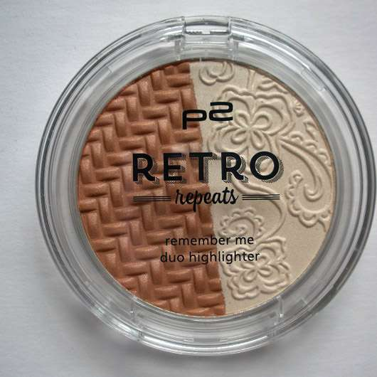 p2 retro repeats remember me duo highlighter, Farbe: 020 harmony (LE)