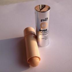 Produktbild zu p2 cosmetics nude blend coverstick – Farbe: 010 porcelain