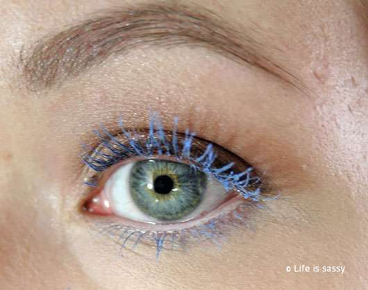 p2 retro repeats have a look mascara, Farbe: 010 most loving blue (LE)