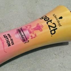 Produktbild zu Schwarzkopf got2b Schmusekatze anti-frizz lotion