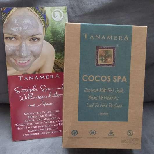 Tanamera Cocos Spa Kokosnuss-Milch Fußbad