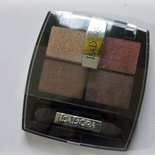 IsaDora Eye Shadow Quartet, Farbe: 11 Bohemian (LE)