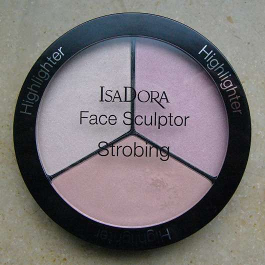 IsaDora Face Sculptor Strobing, Farbe: Cool Glow