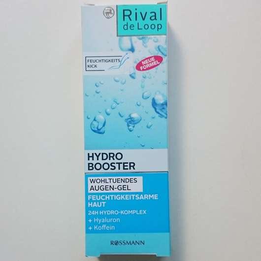 Rival de Loop Hydro Booster Wohltuendes Augen-Gel