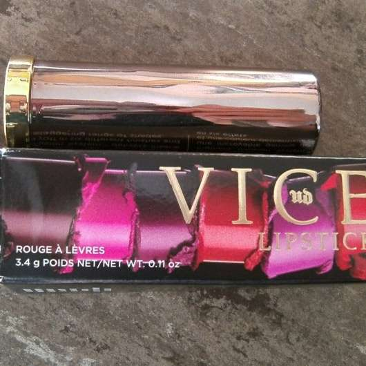 Urban Decay VICE Lipstick, Farbe: Stark Naked (Comfort Matte Finish)