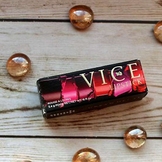 Urban Decay VICE Lipstick, Farbe: Unicorn (Comfort Matte Finish)