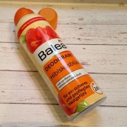 Produktbild zu Balea Deodorant Spray Hibiskusblüte