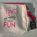 essence girls just wanna have fun cosmetic bag (LE)