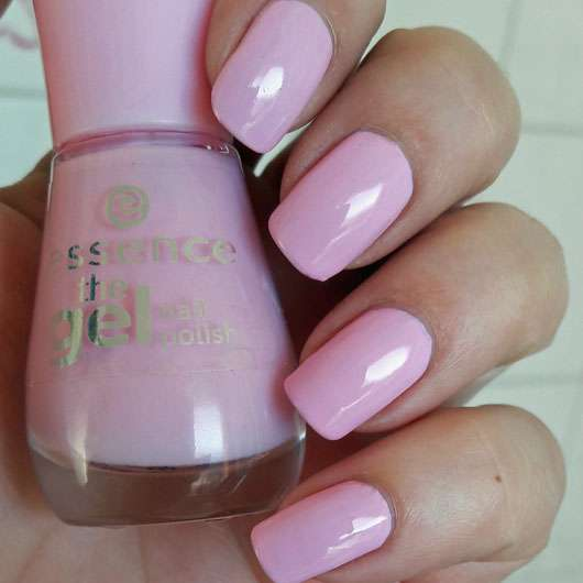 essence the gel nail polish, Farbe: 55 be awesome tonight!