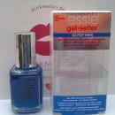 essie Gel Setter 3D Pop Tint Top Coat, Farbe: Birds Eye Blue (LE)