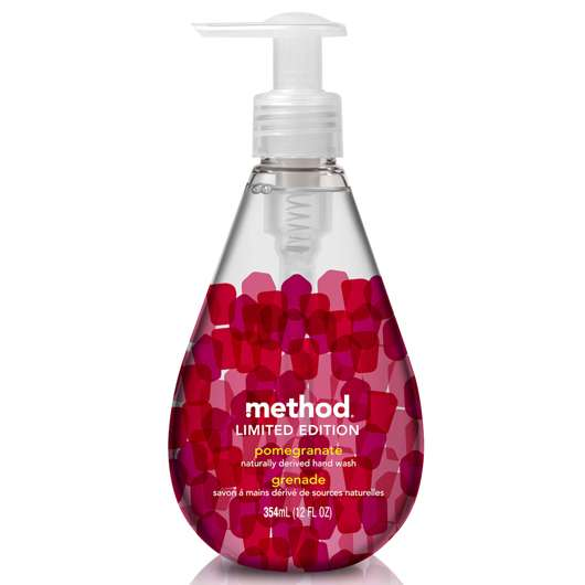 Say hello to Pomegranate – die neue Limited Edition von method