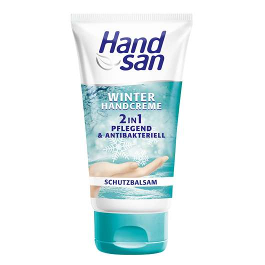 Handsan Winterhandcreme – Limited Edition 2016