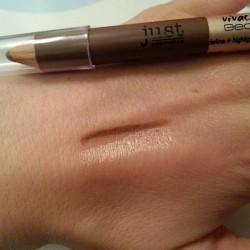 Produktbild zu just cosmetics vivacious beauty define + highlight eyebrow duo – Farbe: 010 soft brown (LE)