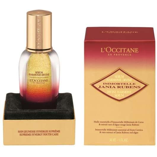 3×1 L'Occitane Harmonie Divine Premium-Geschenkbox zu gewinnen