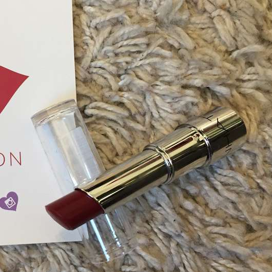 Manhattan Soft Rouge Lipstick, Farbe: 650 Ra-Ra-Rasberry