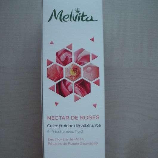Melvita Nectar De Roses Erfrischendes Fluid