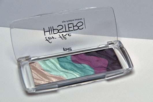 p2 for the hipsters eye shadow palette-geoeffnet