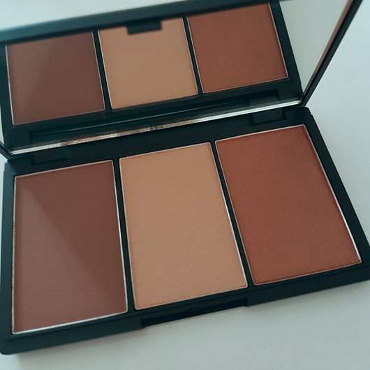 Sleek MakeUP Face Form Contouring & Blush Palette, Farbe: 374 Medium
