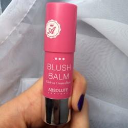 Produktbild zu ABSOLUTE NEW YORK Blush Balm – Farbe: ABSB05 Babe