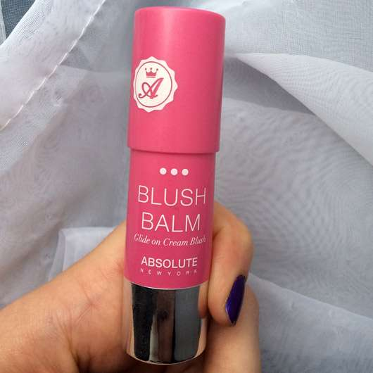ABSOLUTE NEW YORK Blush Balm, Farbe: ABSB05 Babe