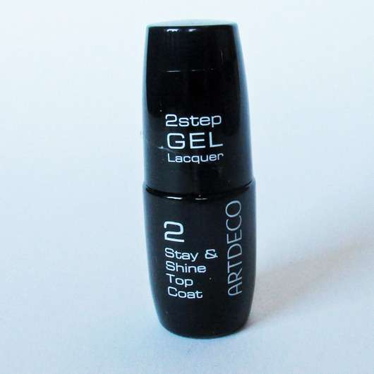 ARTDECO 2Step Gel Lacquer Stay & Shine Top Coat