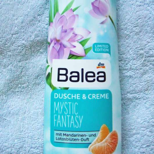 Balea Dusche & Creme Mystic Fantasy (LE)